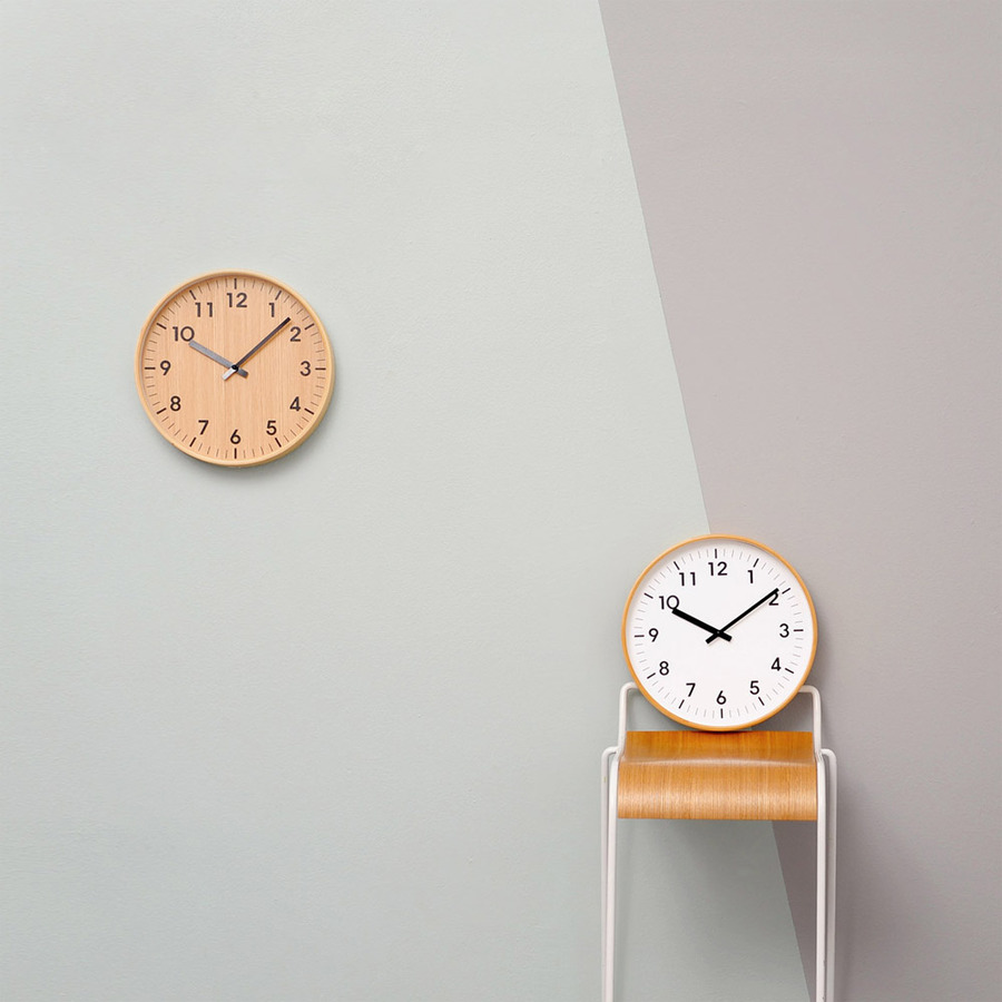 Simple is underrated, Design wall clock