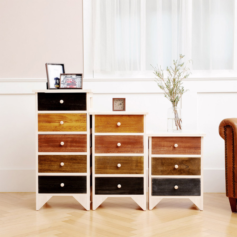 Emotional Design Lownia drawer series