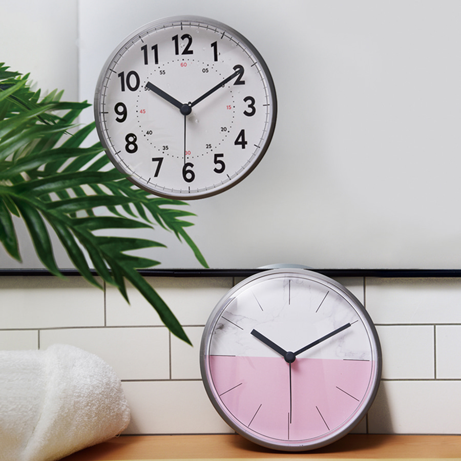 G160 Suction Bath Clock